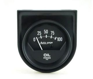 Auto Meter   Autogage Mechanical Oil Pressure Gauge