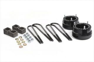 Daystar   Daystar 2 Inch Suspension System Lift Kit KC09131BK   Fits 1994 to 2012 Dodge Ram 2500 and 3500 4WD