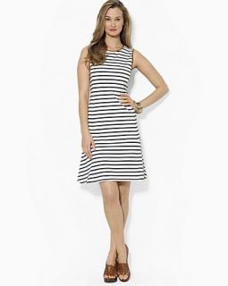 Lauren Ralph Lauren Petites Sleeveless Dress