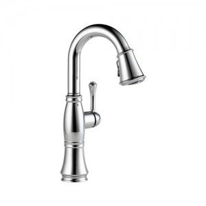 Delta 9997 DST Cassidy Single Handle Bar/Prep Faucet   Chrome