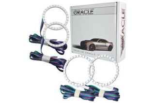 2005 2010 Aston Martin DB9 Accessory Lights   ORACLE 2209 333   Oracle Headlight Halo Kits
