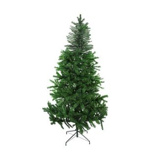 Darice 7.5 Green Balsam Fir Artificial Christmas Tree with Stand