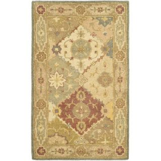Safavieh Antiquities Multi/Beige Area Rug