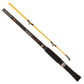 Zebco Catfish Fighter 7 foot 2 piece Medium Heavy Spinning Rod