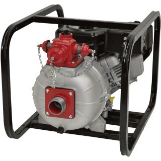 IPT Self-Priming Two-Stage High Pressure Water Pump — 4500 GPH, 110 PSI, 1 1/2in., 160cc Honda GX160 Engine, Model# 2MP5HR  Engine Driven High Pressure Pumps