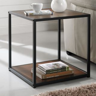 Altra Cube End Table
