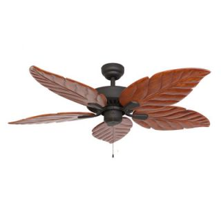 Calcutta 52 St. Marks 5 Blade Indoor Ceiling Fan with Remote