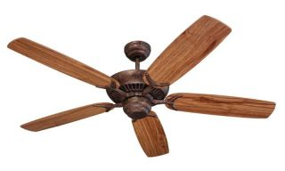 Monte Carlo 5CO52WH White Ceiling Fan
