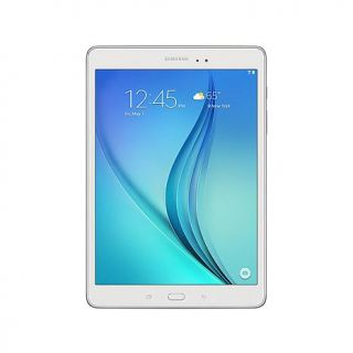"Samsung Galaxy Tab A 8"" HD Quad Core 16GB Tablet with Apps and Services   7962310"
