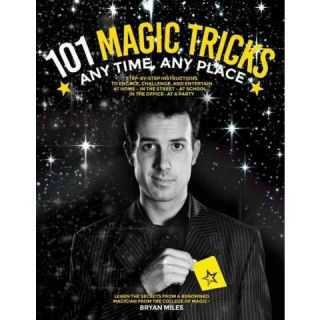 101 Magic Tricks (Paperback)