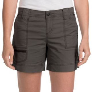 Woolrich Canoe Creek Hiking Shorts (For Women) 6299T