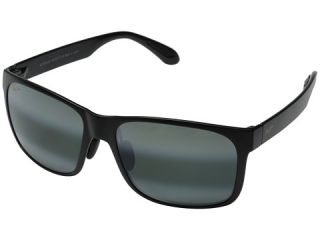 Maui Jim Red Sands Matte Black/Neutral Grey