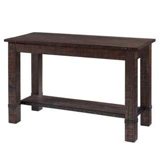 Rustic Distressed Finish Sofa Table   Shopping   Great Deals