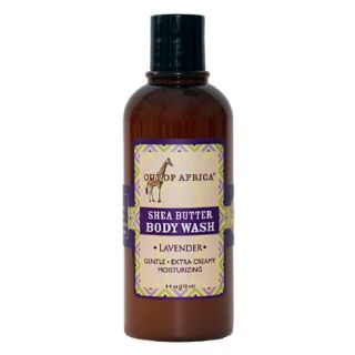 Out Of Africa Shea Butter Body Wash Lavender