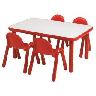 Angeles Baseline 48 x 30 Rectangular Classroom Table