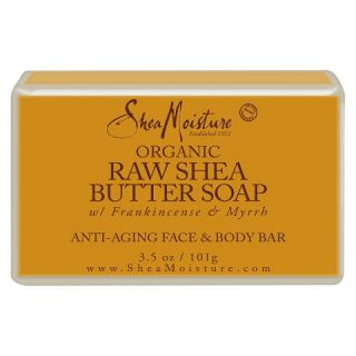 SheaMoisture Raw Shea Butter Face & Body Bar   3.5 oz
