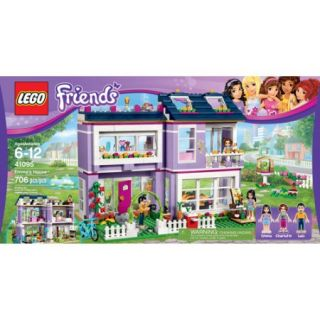 LEGO Friends Emma's House