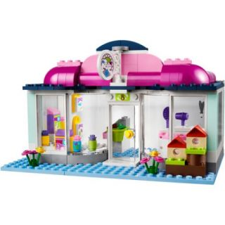 LEGO Friends Heartlake Pet Salon Play Set