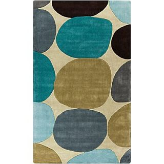 Surya Cosmopolitan COS9204 3656 Hand Tufted Rug, 36 x 56 Rectangle