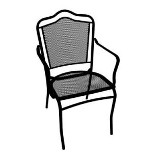 Arlington House Dalton Commercial Grade Patio Dining Chair (4 Pack) 6231100 0405157