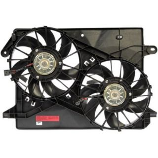 Dorman 620 039 Dual Fan Assembly, Both