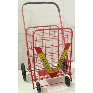 Trimmer Double Extra large Heavy duty Grocery/ Laundry Cart   12539068