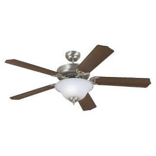 Sea Gull Lighting Quality Max Plus Ceiling Fan   Brushed Nickel