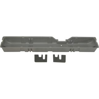 DU-HA Truck Storage System — Ford F-250 Super Duty Supercab, Fits 2000-2008 Models, Light Gray, Model# 20015  Interior Storage