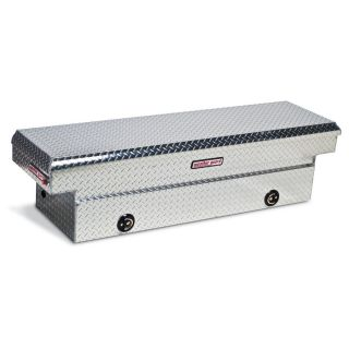 WEATHER GUARD 71.5 in x 20.25 in x 18.5 in Silver Aluminum Full Size Truck Tool Box