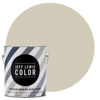 Jeff Lewis Color 1 gal. #JLC212 Froth Quarter Gloss Ultra Low VOC Interior Paint 301212
