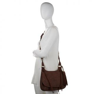 Steven by Steve Madden Evelyn Saddle Bag   8190143