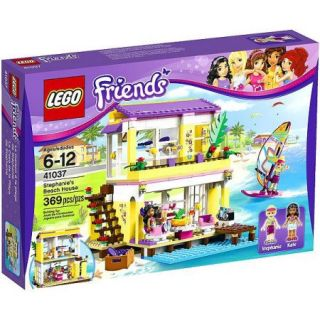 Friends Stephanies Beach House Set LEGO 41037