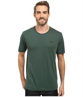 Tommy Bahama Solid Cotton Modal Jersey Basic Short Sleeve T Shirt