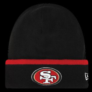 New Era NFL Sideline Cuffed Tech Knit   Mens   Accessories   San Francisco 49ers   Multi