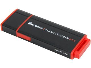 CORSAIR Flash Voyager GTX 128GB Flash Drive Model CMFVYGTX3 128GB