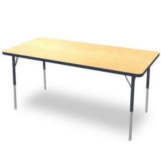 Marco Group Inc. 72 x 24 Rectangular Classroom Table