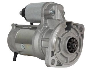 STARTER MOTOR FITS DAEWOO D25 2 WITH DC24 ENGINE 65 26201 7059 65262017059