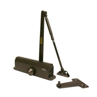 Universal Hardware Heavy Duty Bronze Commercial Door Closer 4032
