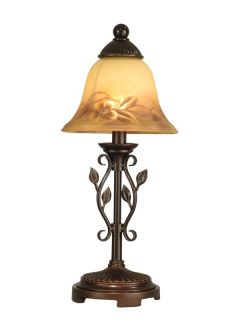 Dale Tiffany TA80540 Antique Golden Sand