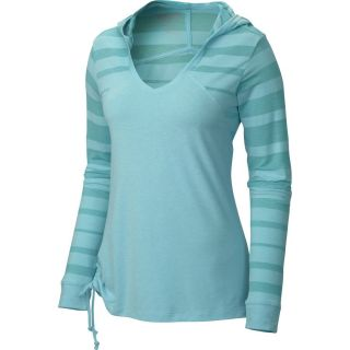 Mountain Hardwear DrySpun Burnout Hooded Shirt   Long Sleeve   Women's