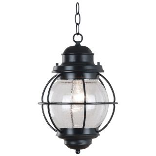 Kenroy Home 90965 Hatteras Outdoor Hanging Lantern 1 Light 100W M
