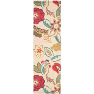 Safavieh Blossom Nancy Wool Runner Rug