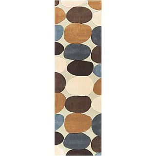 Surya Cosmopolitan COS9203 268 Hand Tufted Rug, 26 x 8 Rectangle