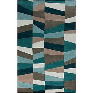 Surya Cosmopolitan COS9187 811 Hand Tufted Rug, 8 x 11 Rectangle