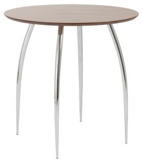 Euro Style Bistro Dining Table   Kitchen & Dining Room Tables