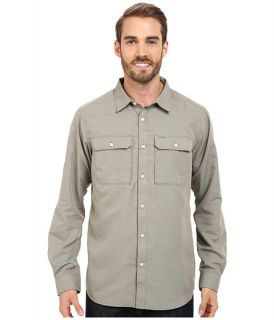 Mountain Hardwear Canyon™ L/S Shirt Stone Green