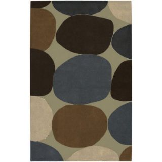 Surya Cosmopolitan Putty/Coffee Bean Rug
