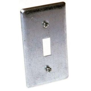Single Gang Handy Box Cover for Toggle Switch (25 Pack) 865
