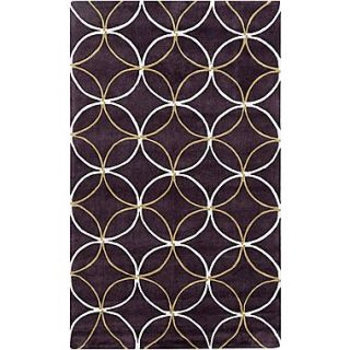 Surya Cosmopolitan COS9191 58 Hand Tufted Rug, 5 x 8 Rectangle
