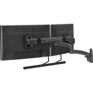 Chief K2W22HB Kontour K2W Dual Monitor Wall Mount Swing K2W22HB